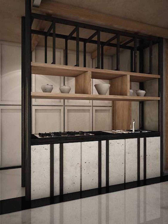 Foto inspirasi ide desain dapur minimalis Kitchen oleh Expo Tje. AA.AA.BSC.BA.MA di Arsitag