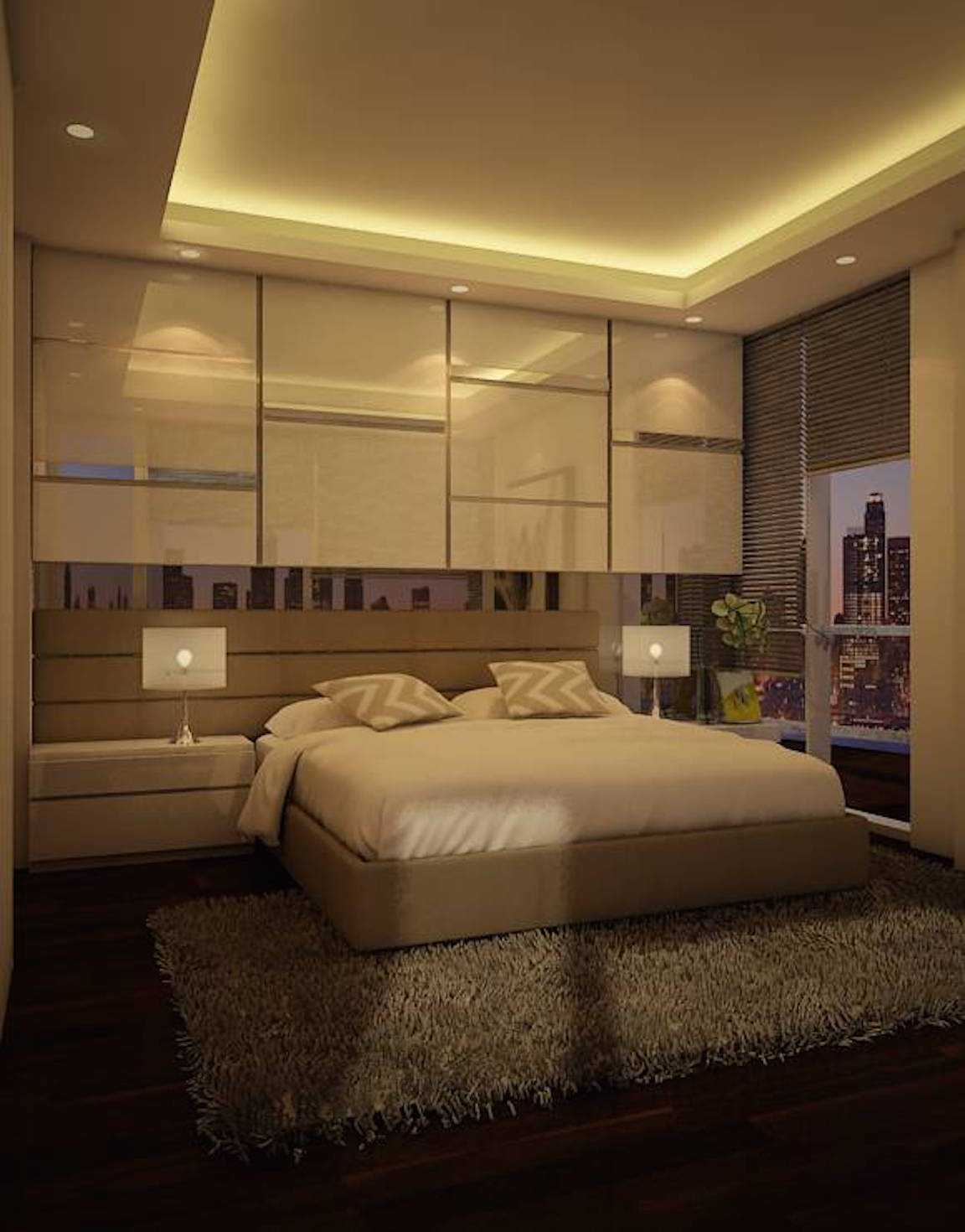 Expo Tje. Aa.aa.bsc.ba.ma The Suitroom With Office Function Apartment Jakarta, Indonesia Green Hill Suitroom Apartment Urbanisme Master Room Modern 26538