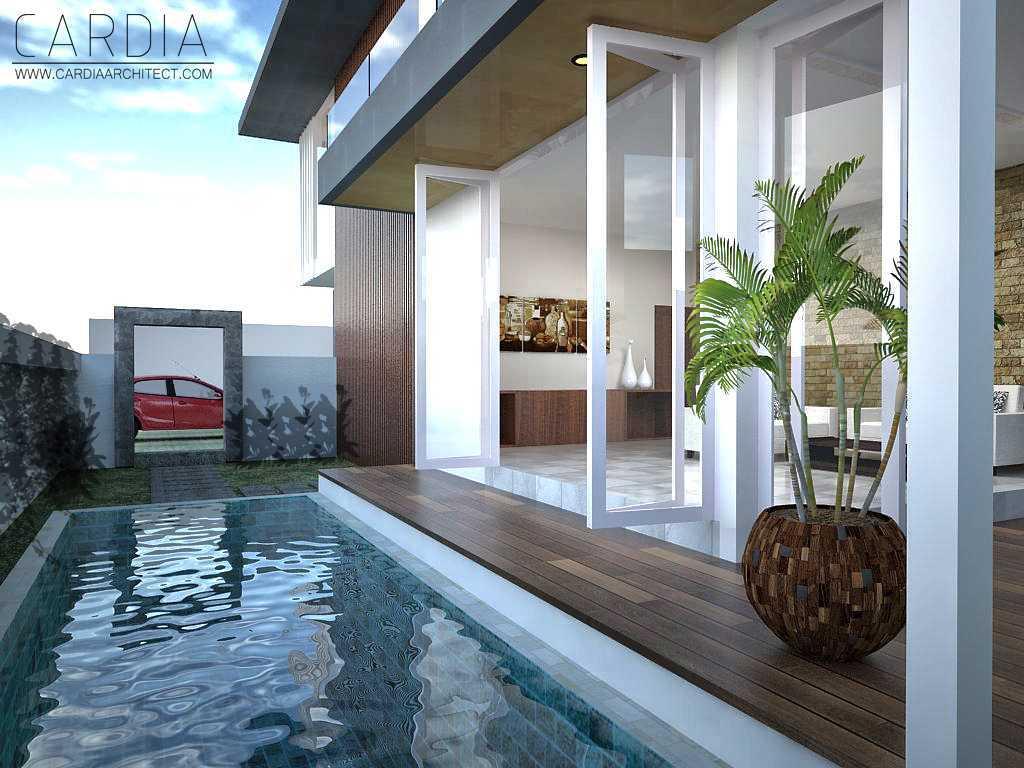 Cardia Architect Mr House Maumere, Kota Uneng, Alok, Kabupaten Sikka, Nusa Tenggara Tim., Indonesia Maumere Swimming Pool Area  21579