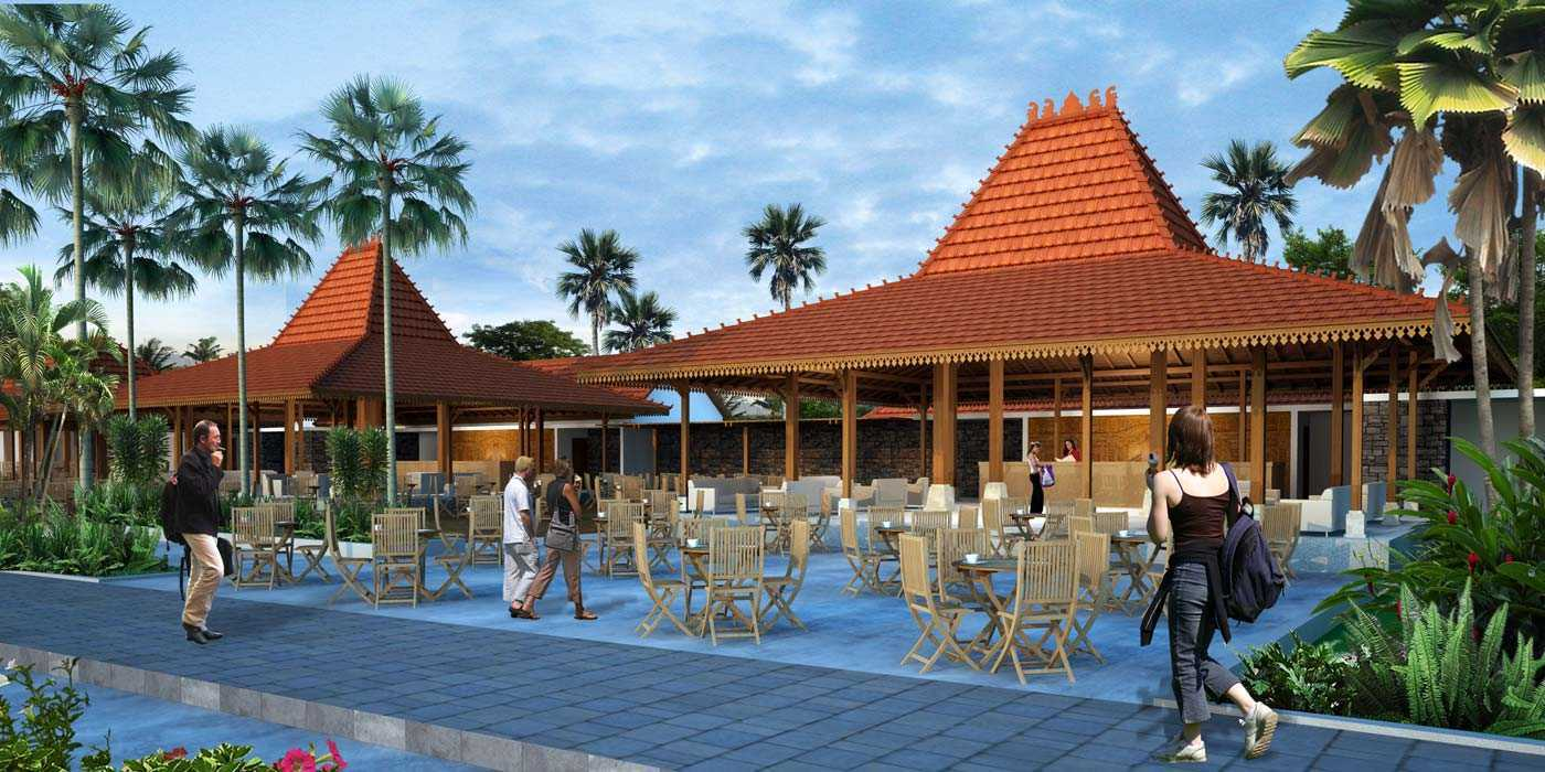 Cardia Architect The Joglo Gili Trawangan Gili Trawangan Outdoor Dining Area  21773