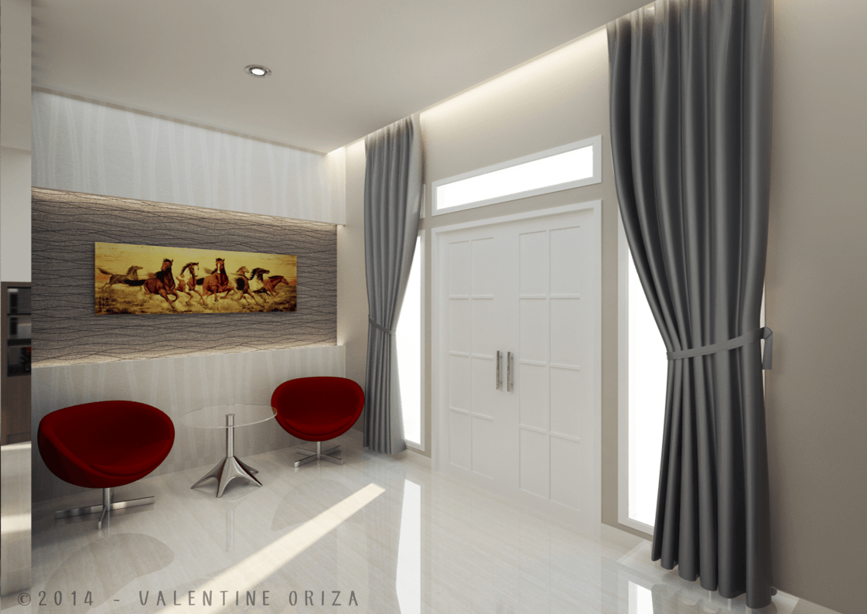 Valentine Oriza Modern Home  Jakarta, Indonesia Copyright-Foyer  30381