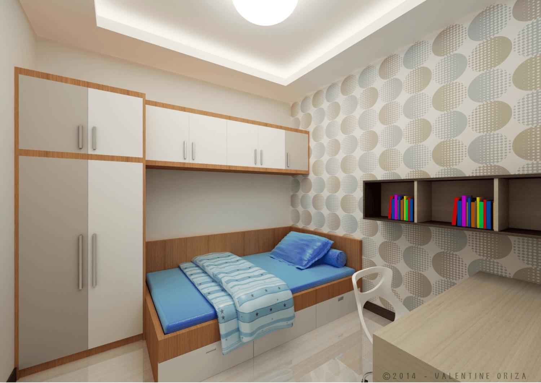 Valentine Oriza Modern Home  Jakarta, Indonesia Copyright-Kid-2 Modern 30383