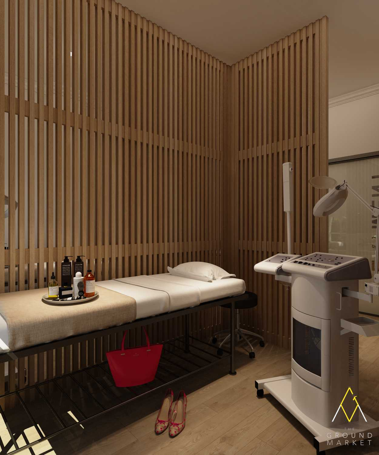 The Ground Market Beauty Center Jakarta Jakarta Treatment Room - Individual Modern 19442