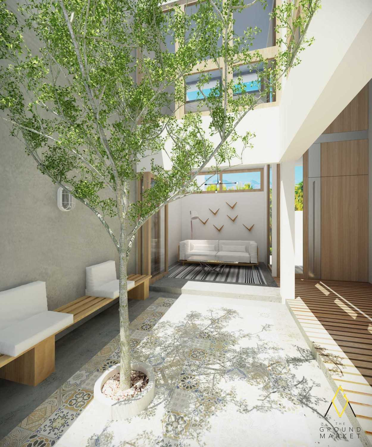 The Ground Market 3D Projects Jakarta Jakarta Garden And Living Area Industrial 19450