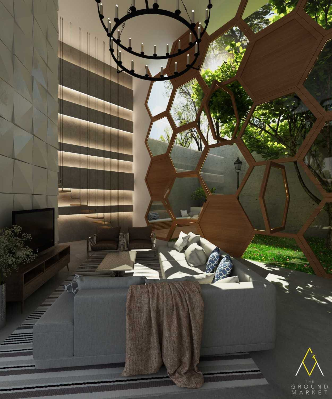 The Ground Market 3D Projects Jakarta Jakarta Living Inside A Honeycomb Industrial 19454