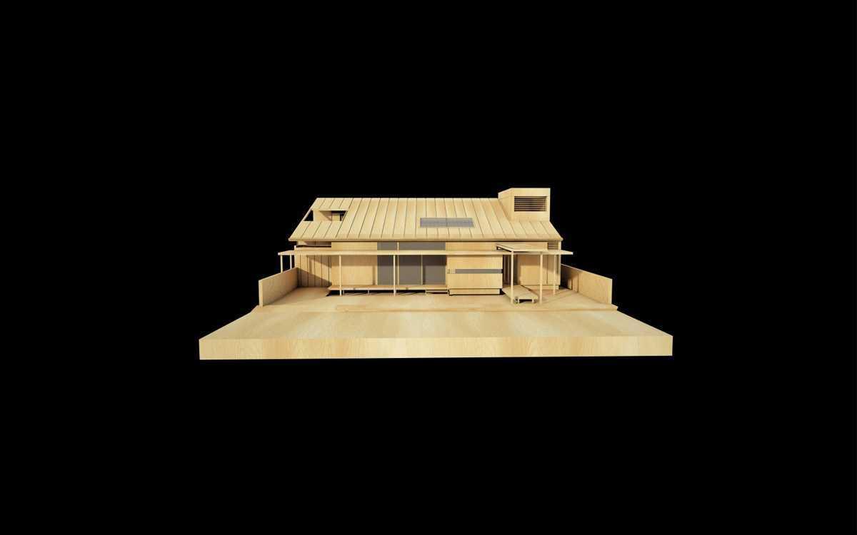 Frederikson Tarigan Rumah Singgah Sukajulu, Sumatera Utara Sukajulu, Sumatera Utara Rumah-Manis Modern 30337