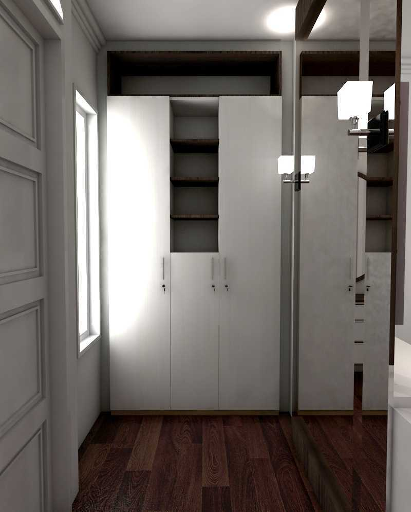 Amadeus Robert Interior Design And Contractor Modern Minimalist House Cikarang, Jakarta Cikarang, Jakarta Wardrobe Modern 19602