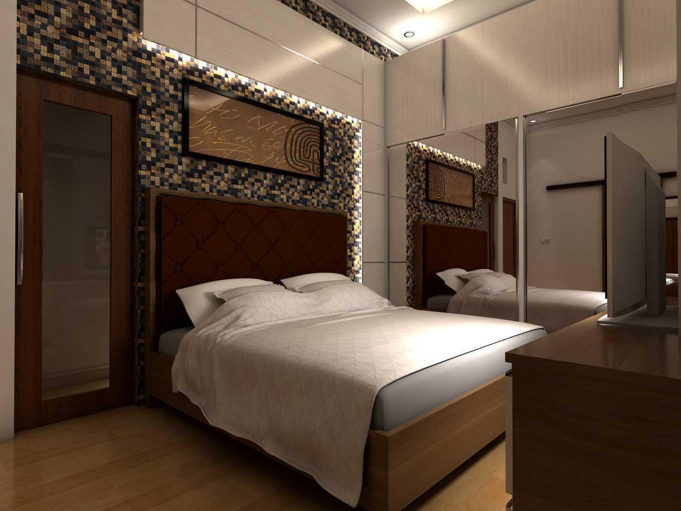 Amadeus Robert Interior Design And Contractor Mi Master Bedroom Kalibata, Jakarta Selatan Kalibata, Jakarta Selatan Master Bedroom  19605
