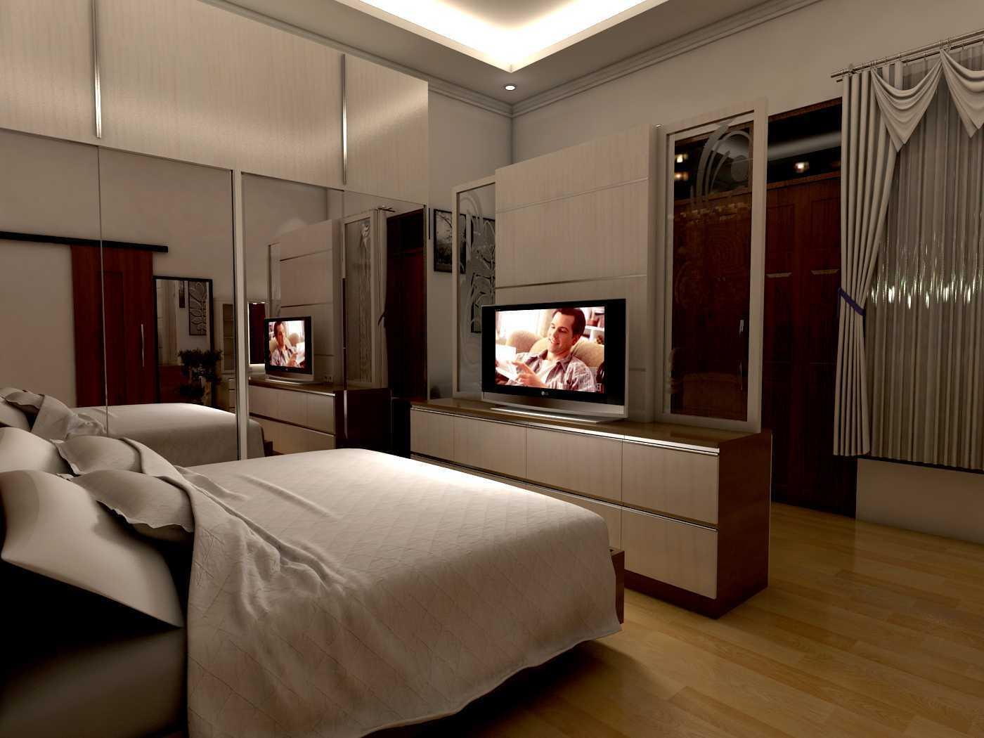 Amadeus Robert Interior Design And Contractor Mi Master Bedroom Kalibata, Jakarta Selatan Kalibata, Jakarta Selatan Master Bedroom  19606