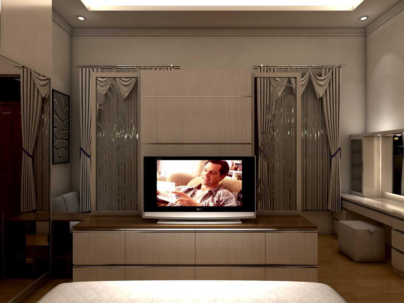 Amadeus Robert Interior Design And Contractor Mi Master Bedroom Kalibata, Jakarta Selatan Kalibata, Jakarta Selatan Master Bedroom  19607