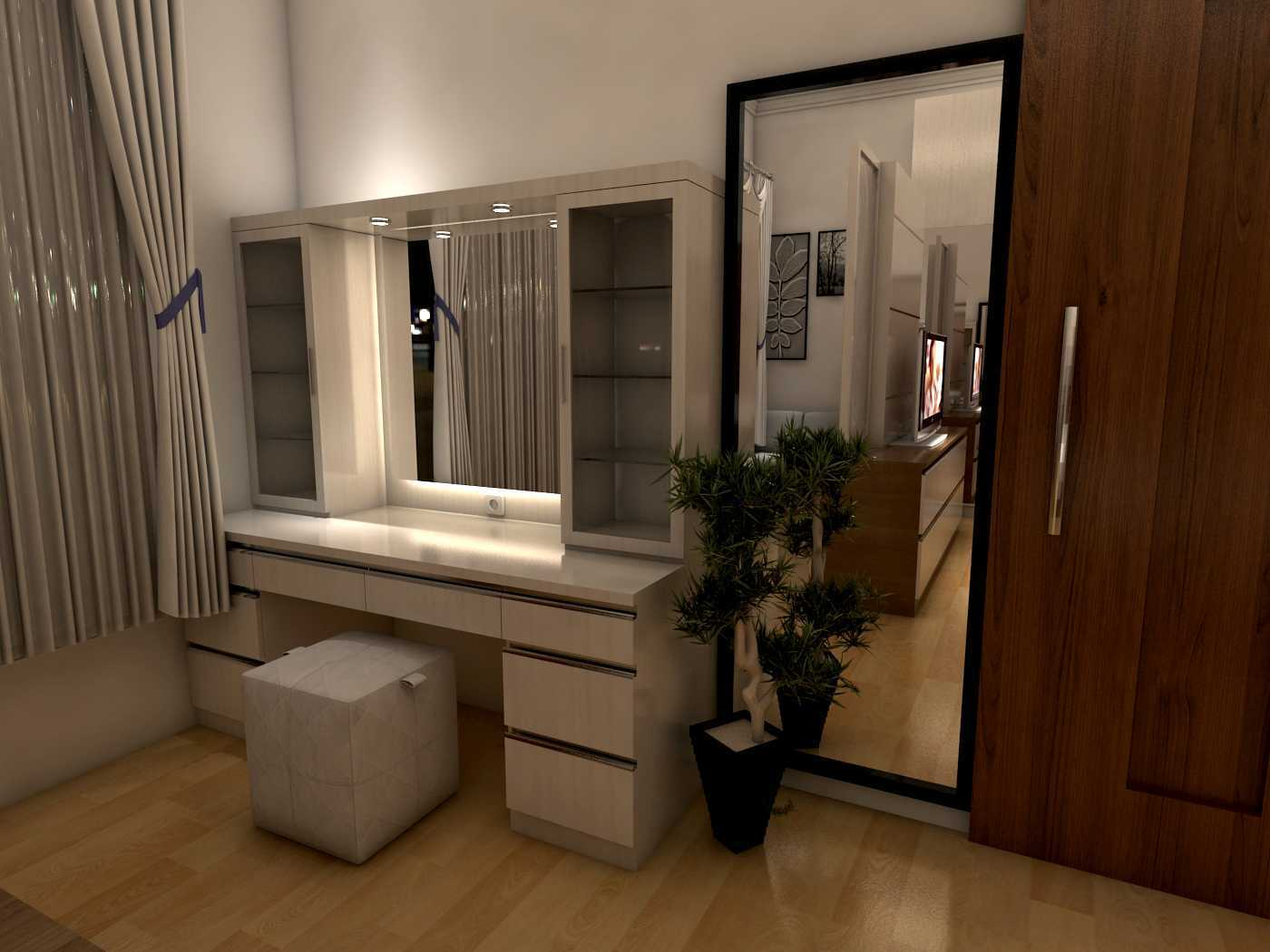 Amadeus Robert Interior Design And Contractor Mi Master Bedroom Kalibata, Jakarta Selatan Kalibata, Jakarta Selatan Master Bedroom  19608