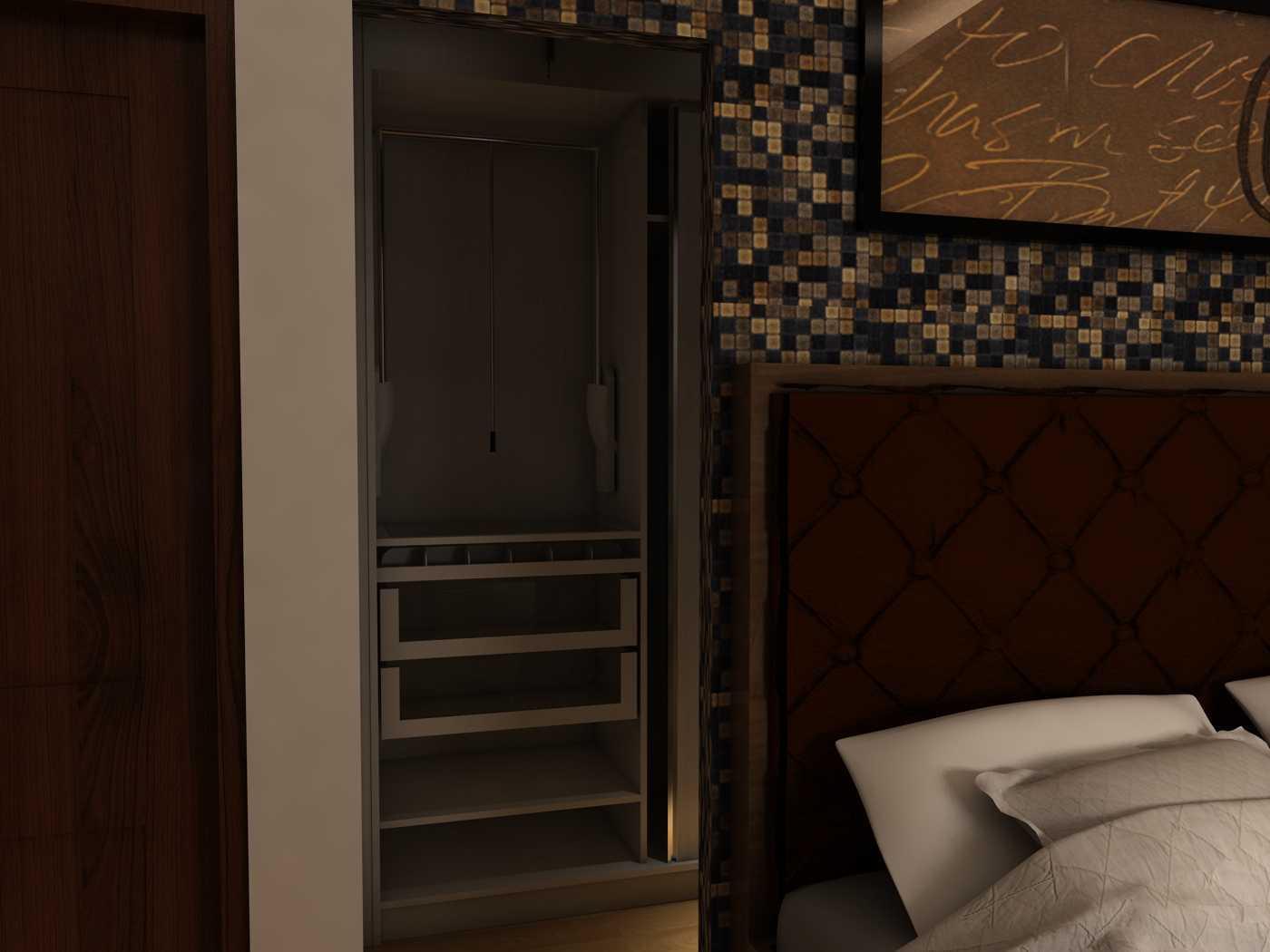 Amadeus Robert Interior Design And Contractor Mi Master Bedroom Kalibata, Jakarta Selatan Kalibata, Jakarta Selatan Master Bedroom  19609