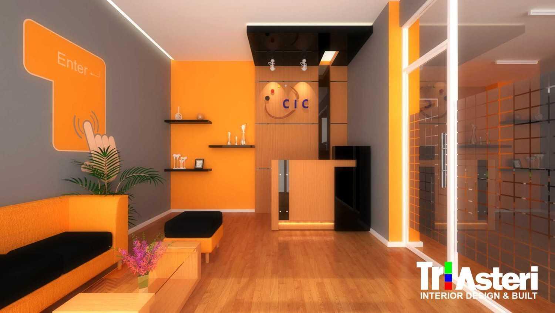 Triasteri Interior And Design It Office Bogor Bogor Reception Area  20731