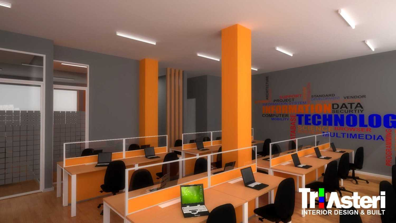 Triasteri Interior And Design It Office Bogor Bogor Staff Room  20732