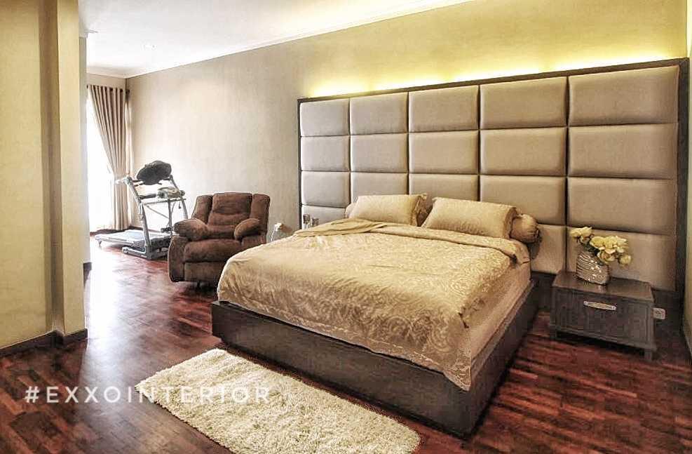 Exxo Interior Residence @ Somerset Kota Wisata Cibubur Cibubur Bedroom  25776