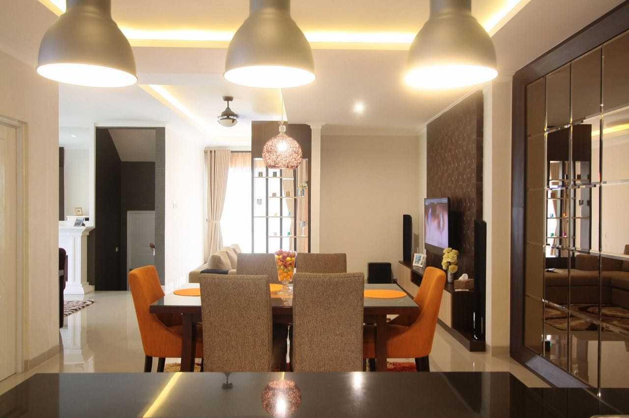 Exxo Interior Residence @ Somerset Kota Wisata Cibubur Cibubur Dining Room  25779