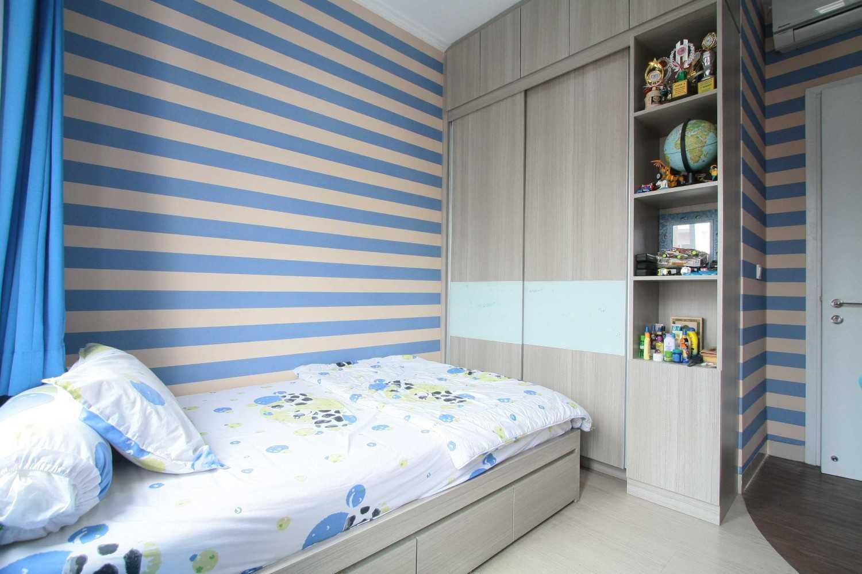 Exxo Interior Grand Galaxy Residence Bekasi Bekasi Boy Bedroom  28111