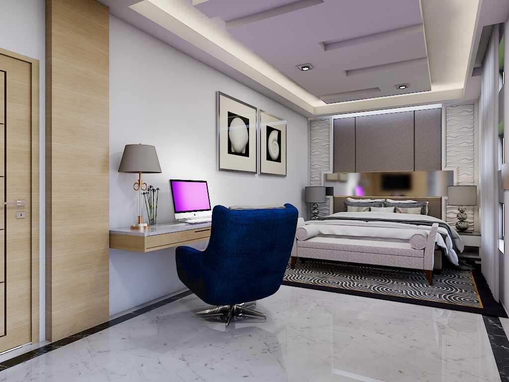 Yay Architect Concept Modern Minimalist House Medan, Indonesia Medan, Indonesia Bedroom Minimalis,modern 29631