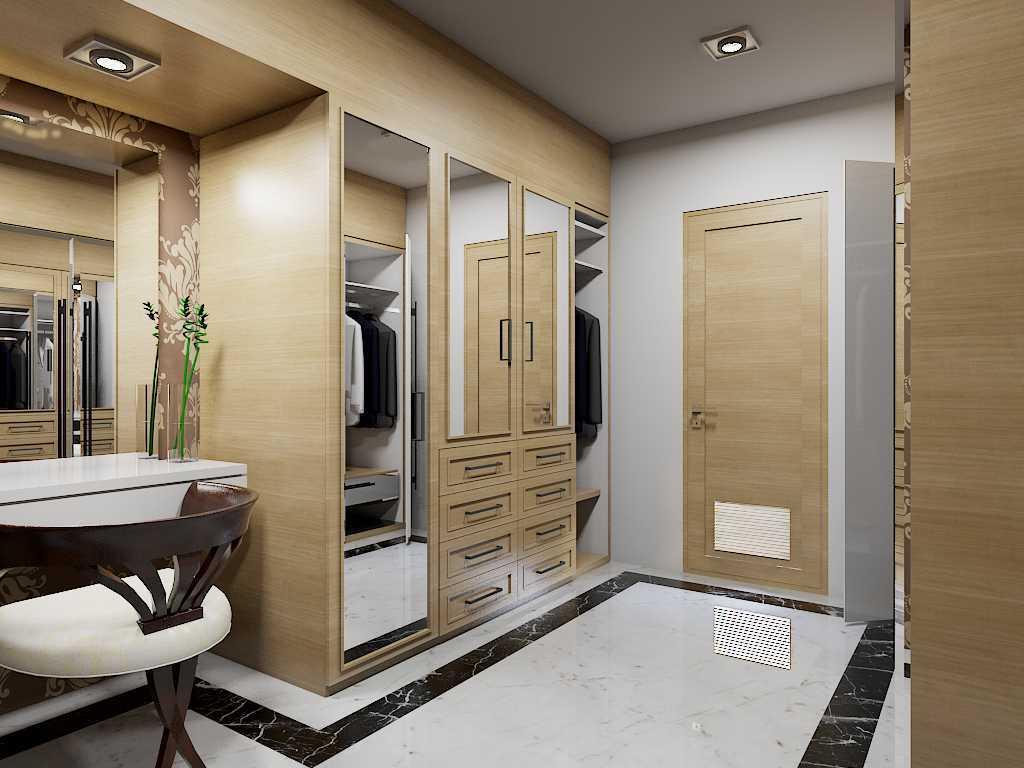 Yay Architect Concept Modern Minimalist House Medan, Indonesia Medan, Indonesia Walk In Closet Minimalis,modern 29632