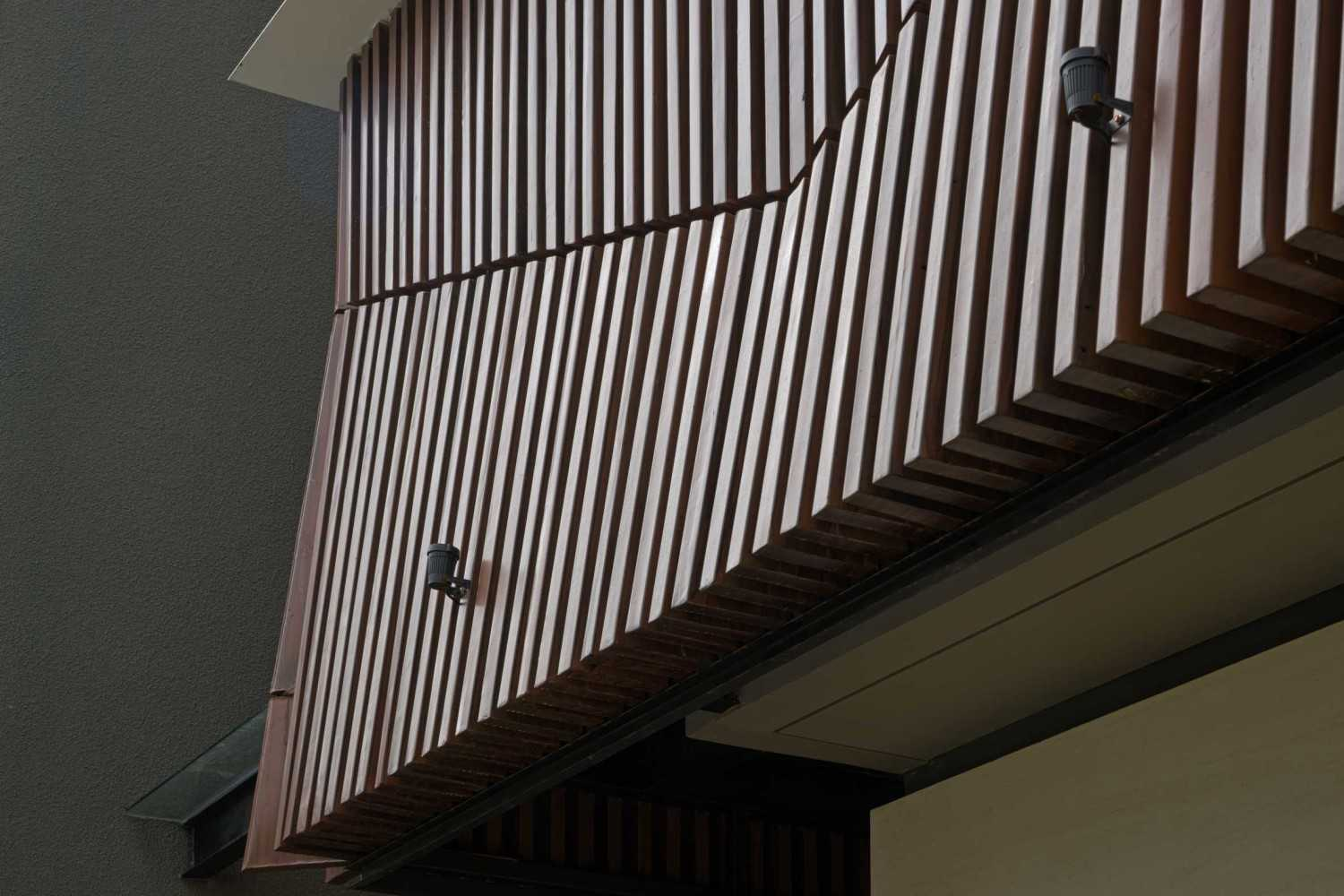 """Simple Projects Architecture """"s"""" House Pakuwon Indah, Surabaya - Indonesia Pakuwon Indah, Surabaya - Indonesia Exterior Details  32970"""