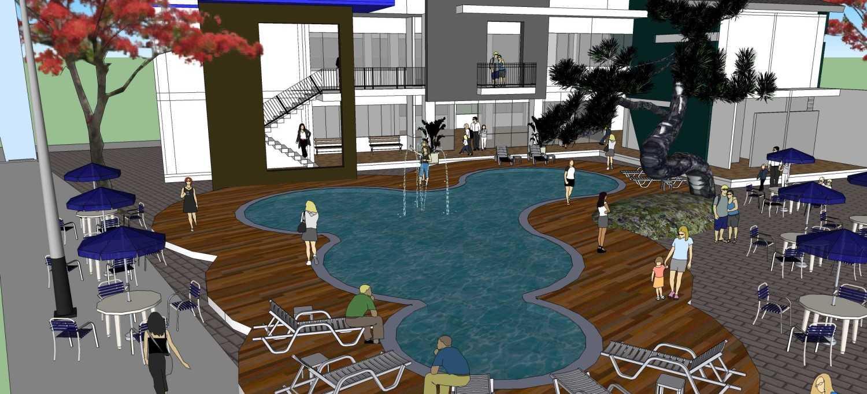 Wicaksono Pandyo Prasasto Hollywood Square Bogor, Jawa Barat Bogor, Jawa Barat Swimming Pool Area  27016