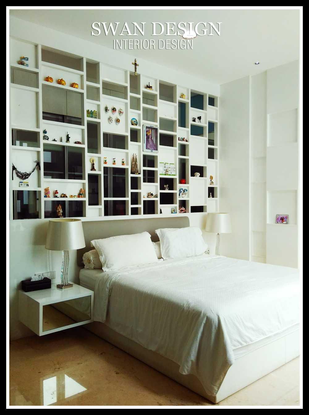 Swandesign Modern Residence Jakarta Jakarta Girls-Bedroom  20074