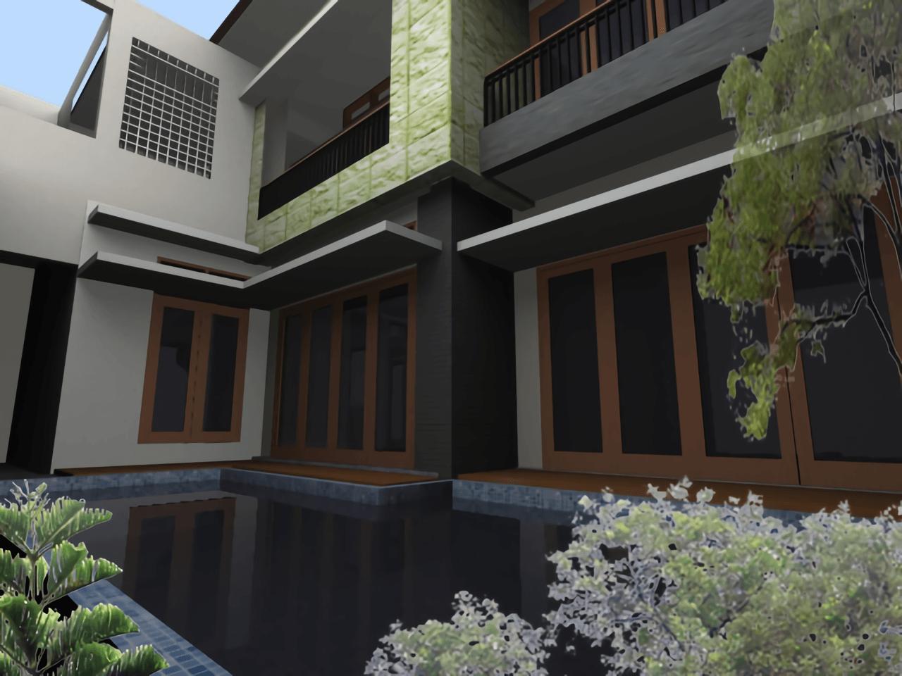 Muhammad Adi Muntaza Teluk Tomini House Duren Sawit Duren Sawit Swimmingpool Area  21816
