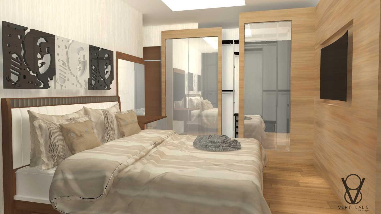 Zefanya Bella The Kencana Residence Jakarta Jakarta Bedroom Minimalis,modern 20423