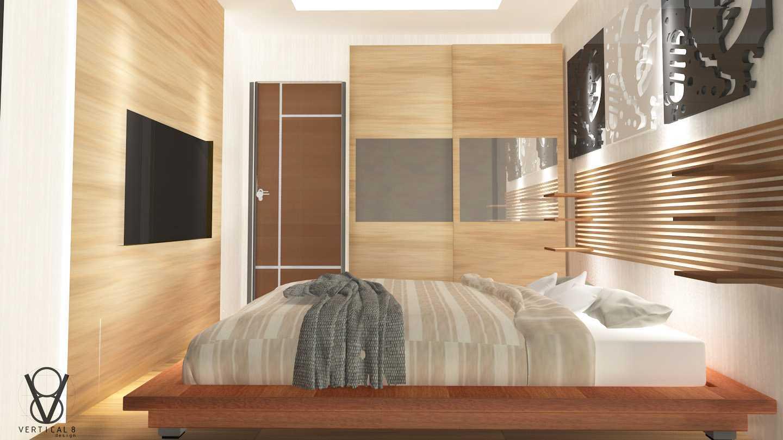 Zefanya Bella The Kencana Residence Jakarta Jakarta Bedroom Minimalis,modern 20424