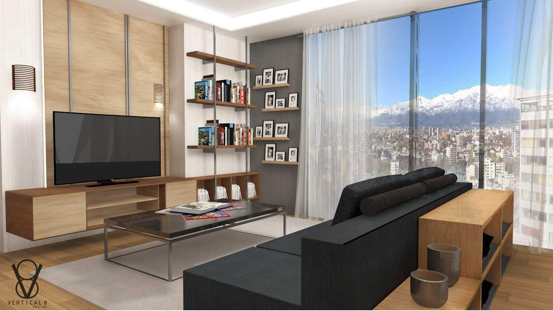Zefanya Bella The Kencana Residence Jakarta Jakarta Living Room Minimalis,modern 20425