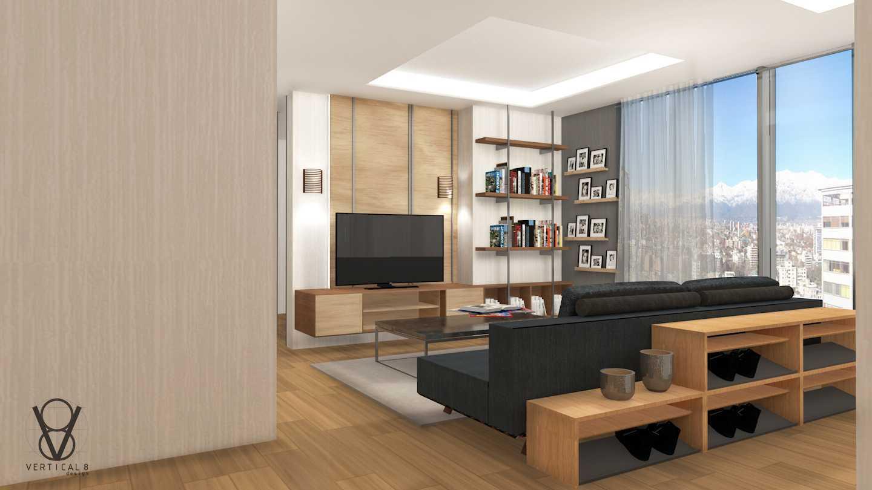 Zefanya Bella The Kencana Residence Jakarta Jakarta Living Room Minimalis,modern 20426