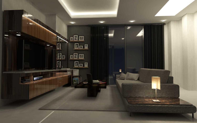 Zefanya Bella The Kencana Residence Jakarta Jakarta Living Room Minimalis,modern 20427