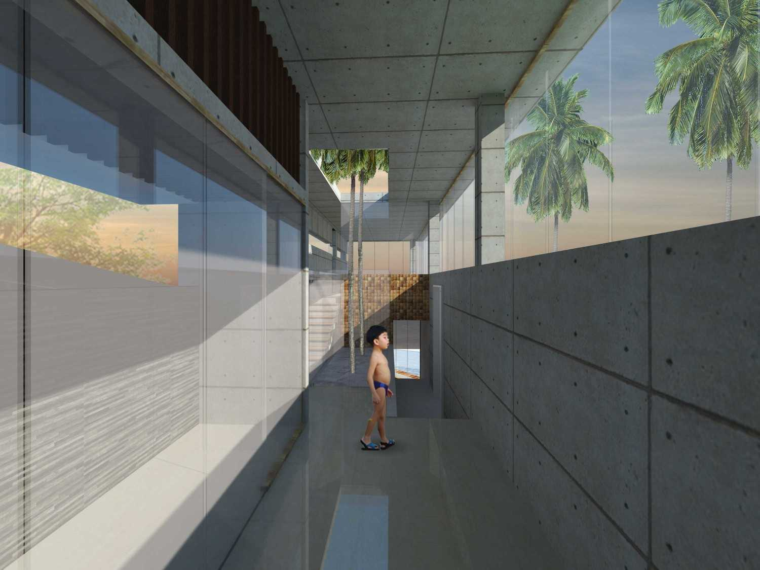 Angkasa Architects G Villa & Resorts Bali Bali Corridor  20503