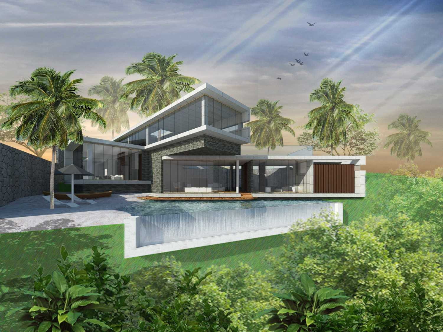 Angkasa Architects G Villa & Resorts Bali Bali Facade  20504