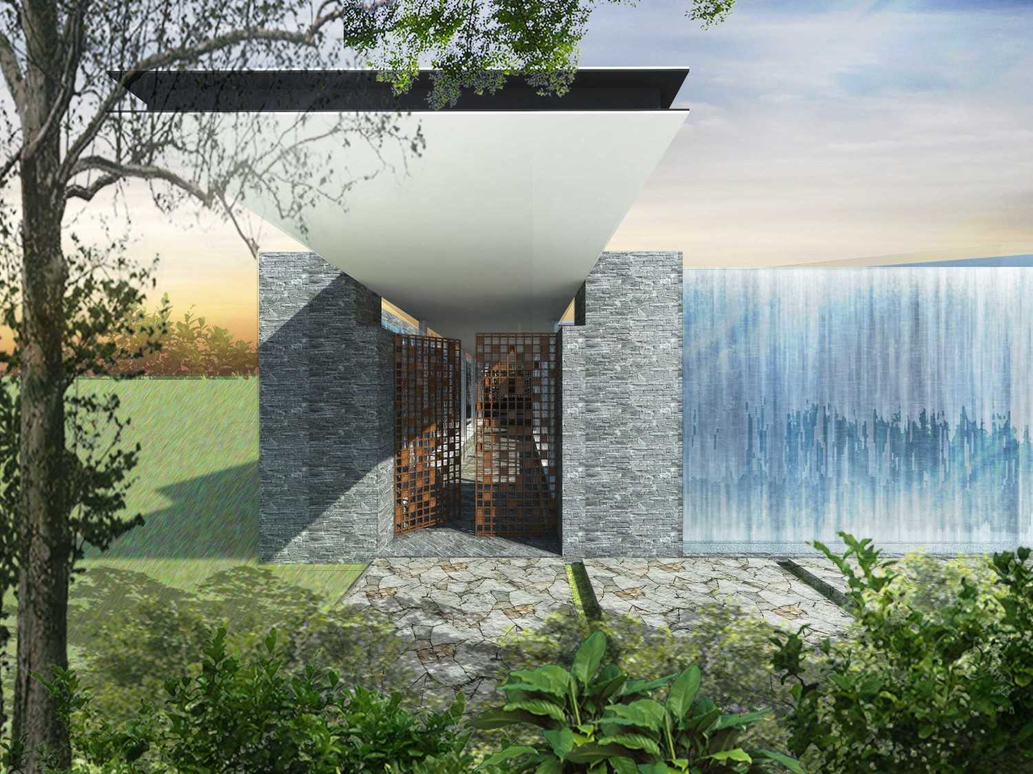 Angkasa Architects G Villa & Resorts Bali Bali Front View  20516
