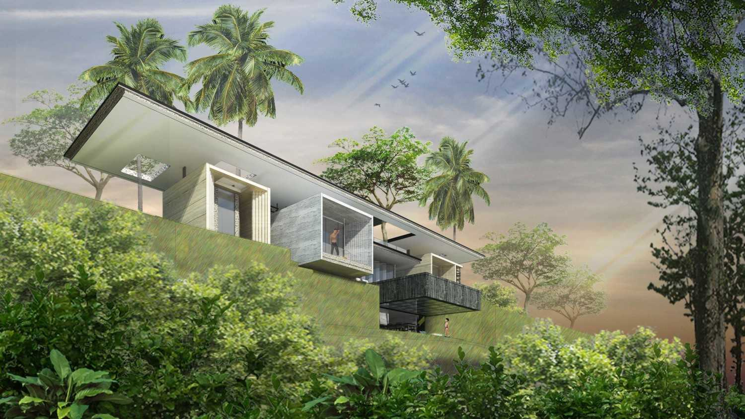 Angkasa Architects G Villa & Resorts Bali Bali Back View  20517