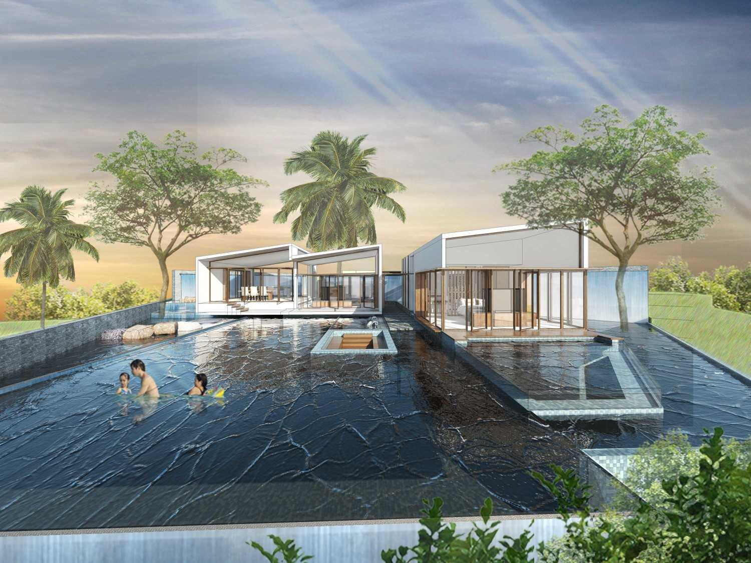 Angkasa Architects G Villa & Resorts Bali Bali Swimming Pool  20518