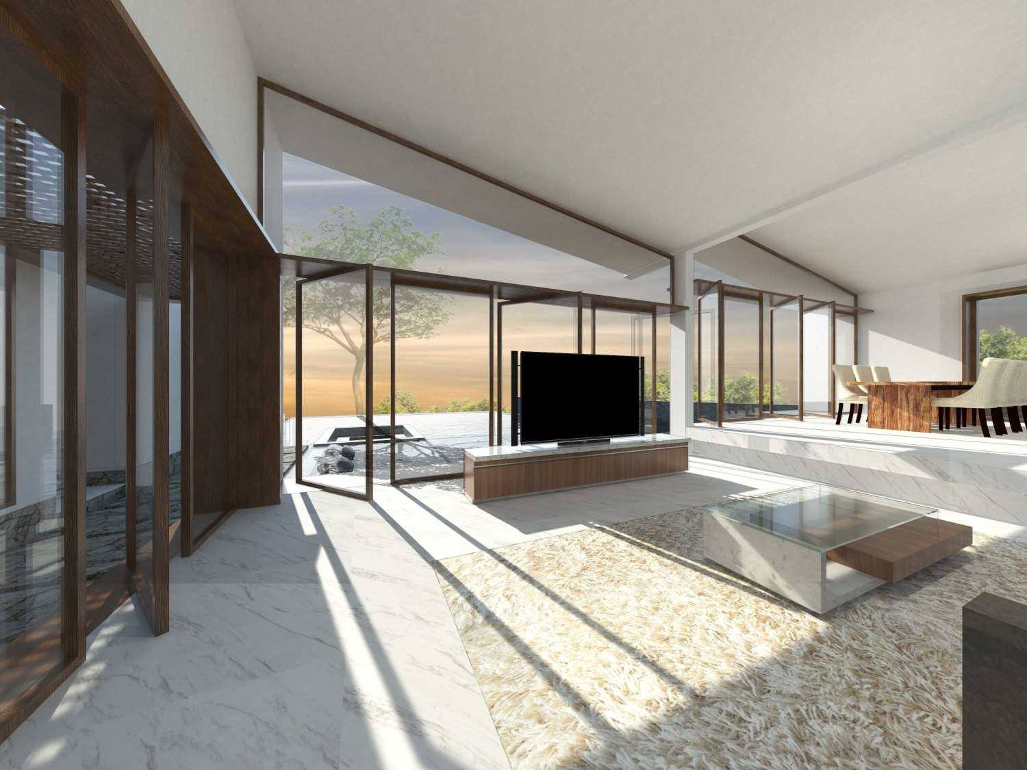 Angkasa Architects G Villa & Resorts Bali Bali Livingroom  20527