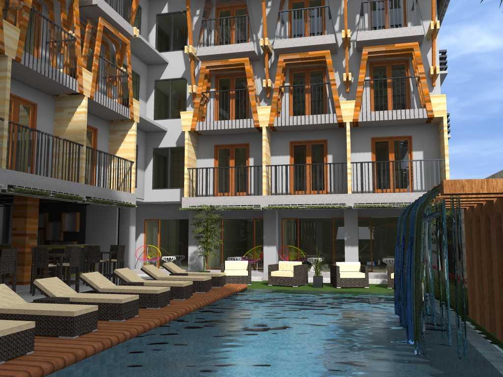 Melly Purnamahildha Tarman Grand Serela Legian Hotel Legian, Bali Legian, Bali Swimming Pool  20463