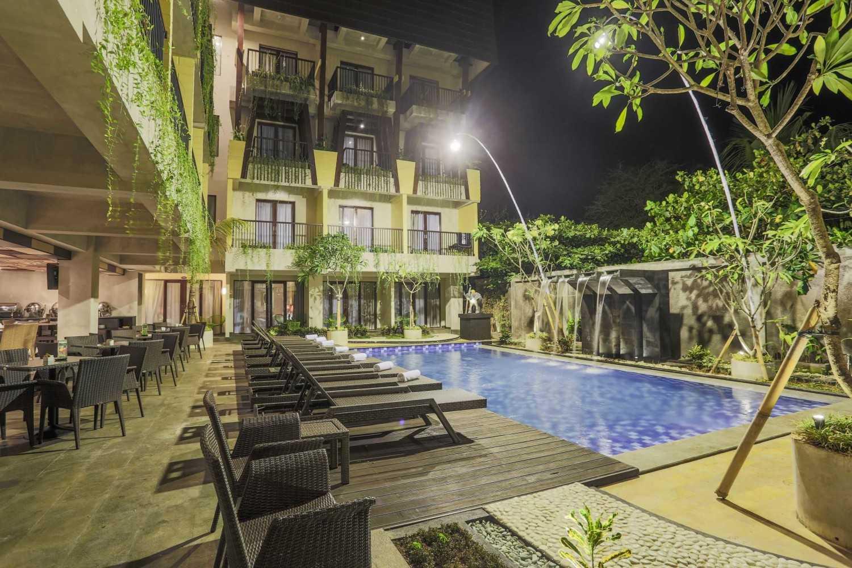 Melly Purnamahildha Tarman Grand Serela Legian Hotel Legian, Bali Legian, Bali Swimming Pool  20466