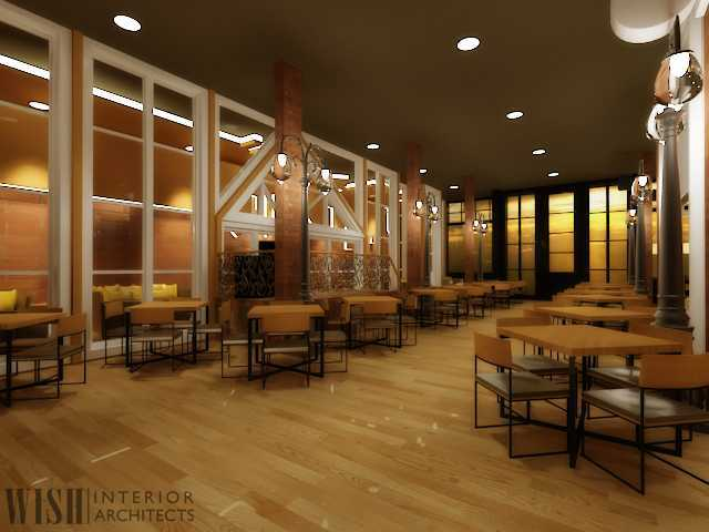 Wish Interior+Architects Coffee Shop Design Project Classified Classified Cafe-Dumai-5  20600