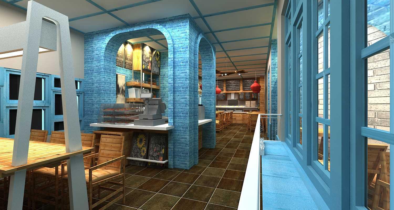 Wish Interior+Architects Oldies Restaurant Pekanbaru Pekanbaru Interior View  20608