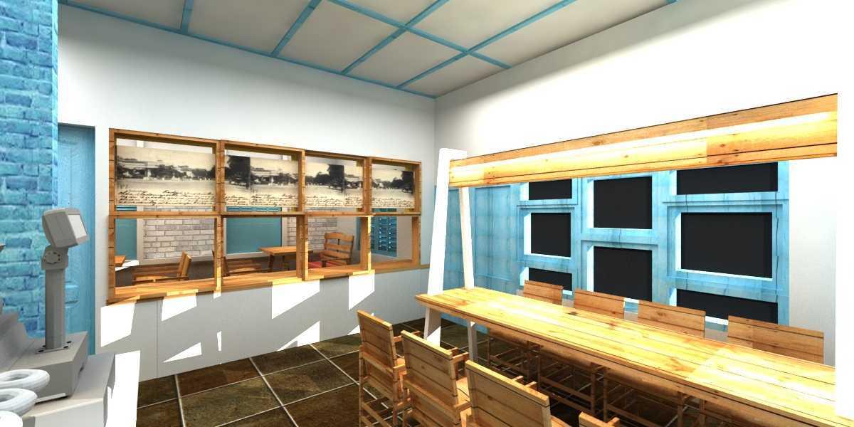 Wish Interior+Architects Oldies Restaurant Pekanbaru Pekanbaru Dining Area  20609