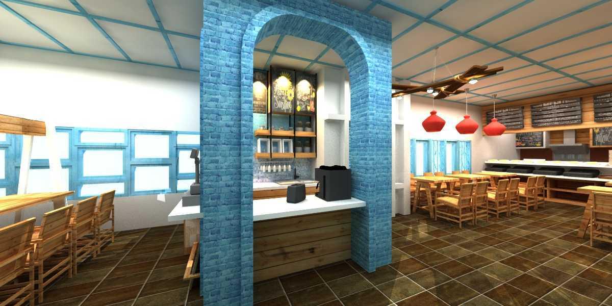 Wish Interior+Architects Oldies Restaurant Pekanbaru Pekanbaru Interior View  20610
