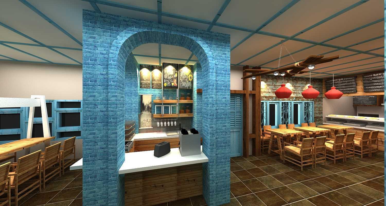 Wish Interior+Architects Oldies Restaurant Pekanbaru Pekanbaru Interior View  20611