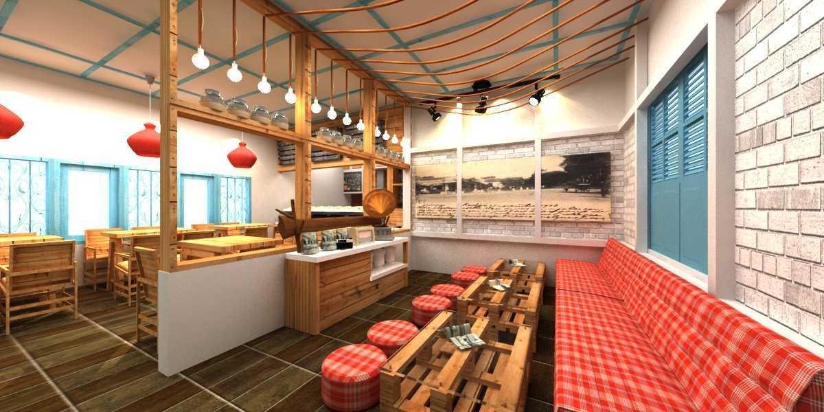 Wish Interior+Architects Oldies Restaurant Pekanbaru Pekanbaru Seating Area  20613