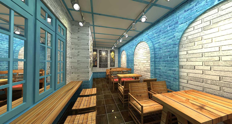 Wish Interior+Architects Oldies Restaurant Pekanbaru Pekanbaru Dining Area  20615