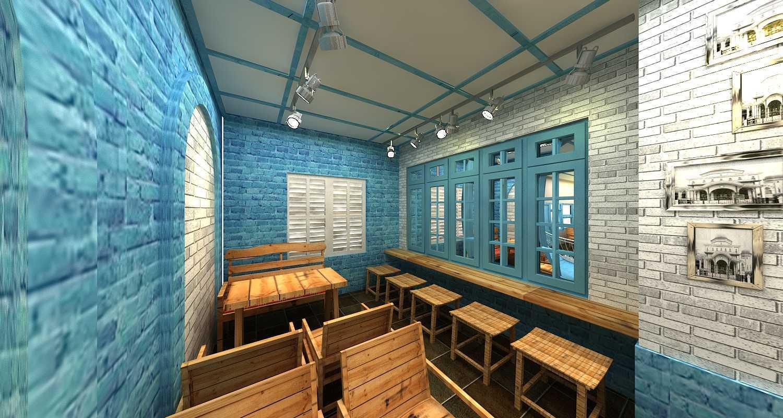 Wish Interior+Architects Oldies Restaurant Pekanbaru Pekanbaru Dining Area  20619