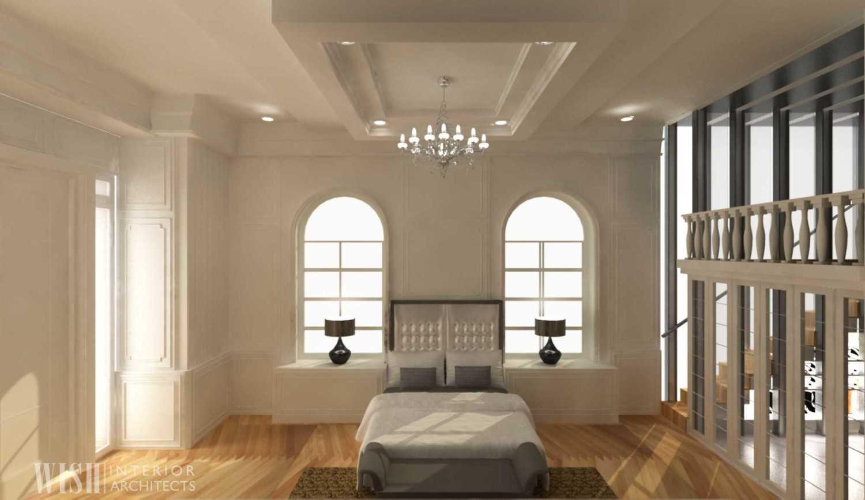 Wish Interior+Architects Bedroom  Pekanbaru, Riau Pekanbaru, Riau Bedroom View  20621