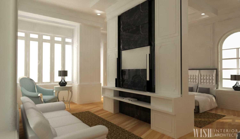 Wish Interior+Architects Bedroom  Pekanbaru, Riau Pekanbaru, Riau Room Partition  20624
